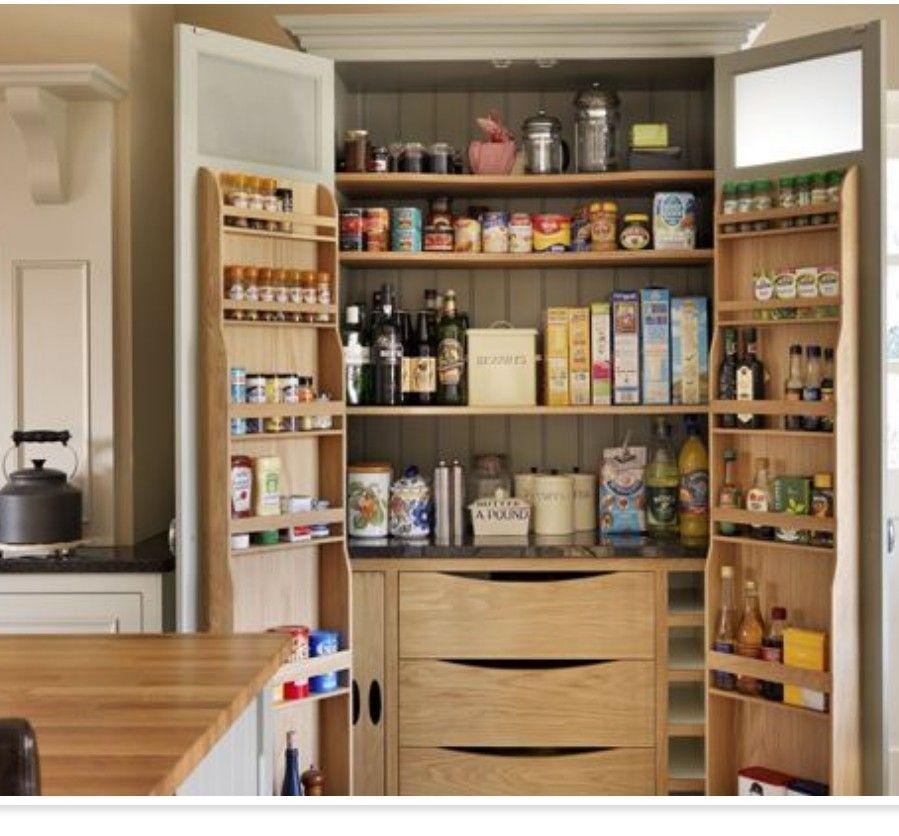 Pincharl Symo On Kitchens  Pinterest  Pantry Cupboard Stunning Kitchen Pantry Storage Cabinet Inspiration