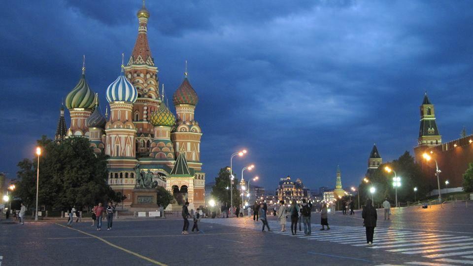#Moscú