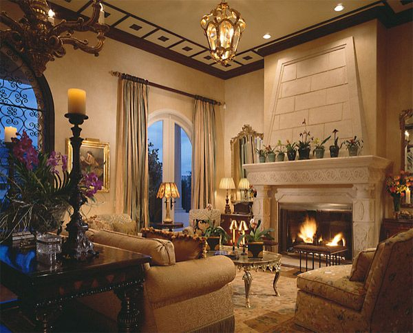 mediterranean living room ranch style photos 20 luxurious design of a space looking into this creates sense formality constructed with high ceilings and decorated series beautiful fixtures