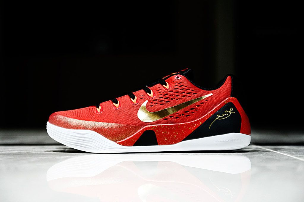 Find Nike Kobe 9 Cheap sale Easter Turbo Green Metallic Silver-V