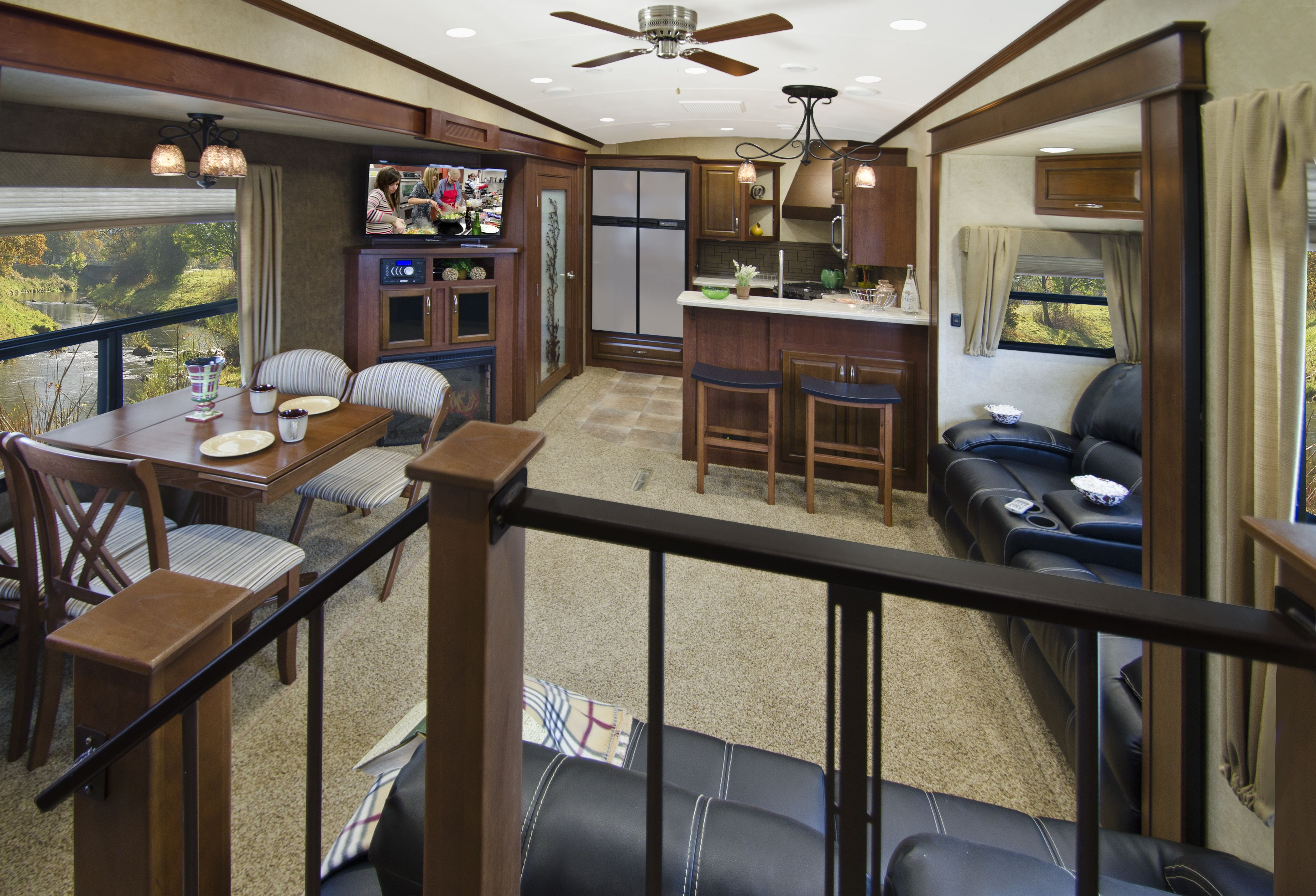 5th Wheel Front Kitchen Floor Plans Google Search Bed Interior