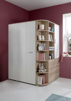 begehbarer eckschrank 124 198 148 cm wohnen pinterest begehbarer kleiderschrank begehbar. Black Bedroom Furniture Sets. Home Design Ideas