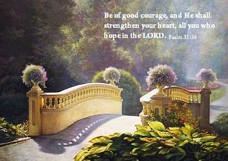 And wither as the green herb. Trust in the LORD, and do good;