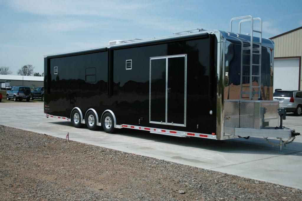 34\' Jr. Dragster Trailer designed by RPM Trailer Sales built by ...