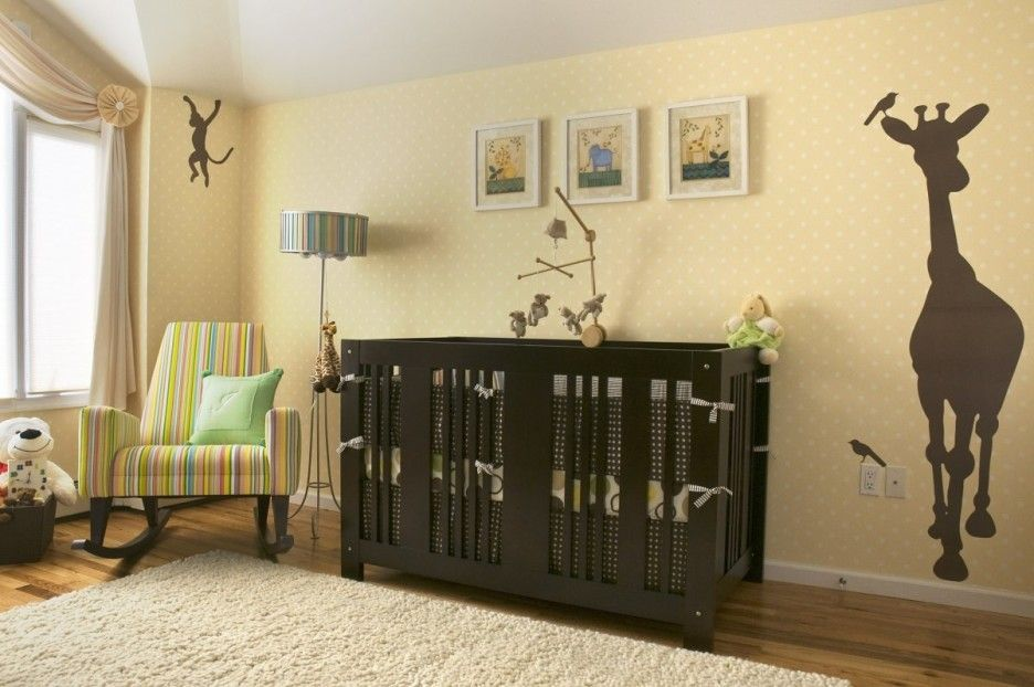 Cute Baby Boy Wall Decals for Nursery : Astonishing Baby Room ...