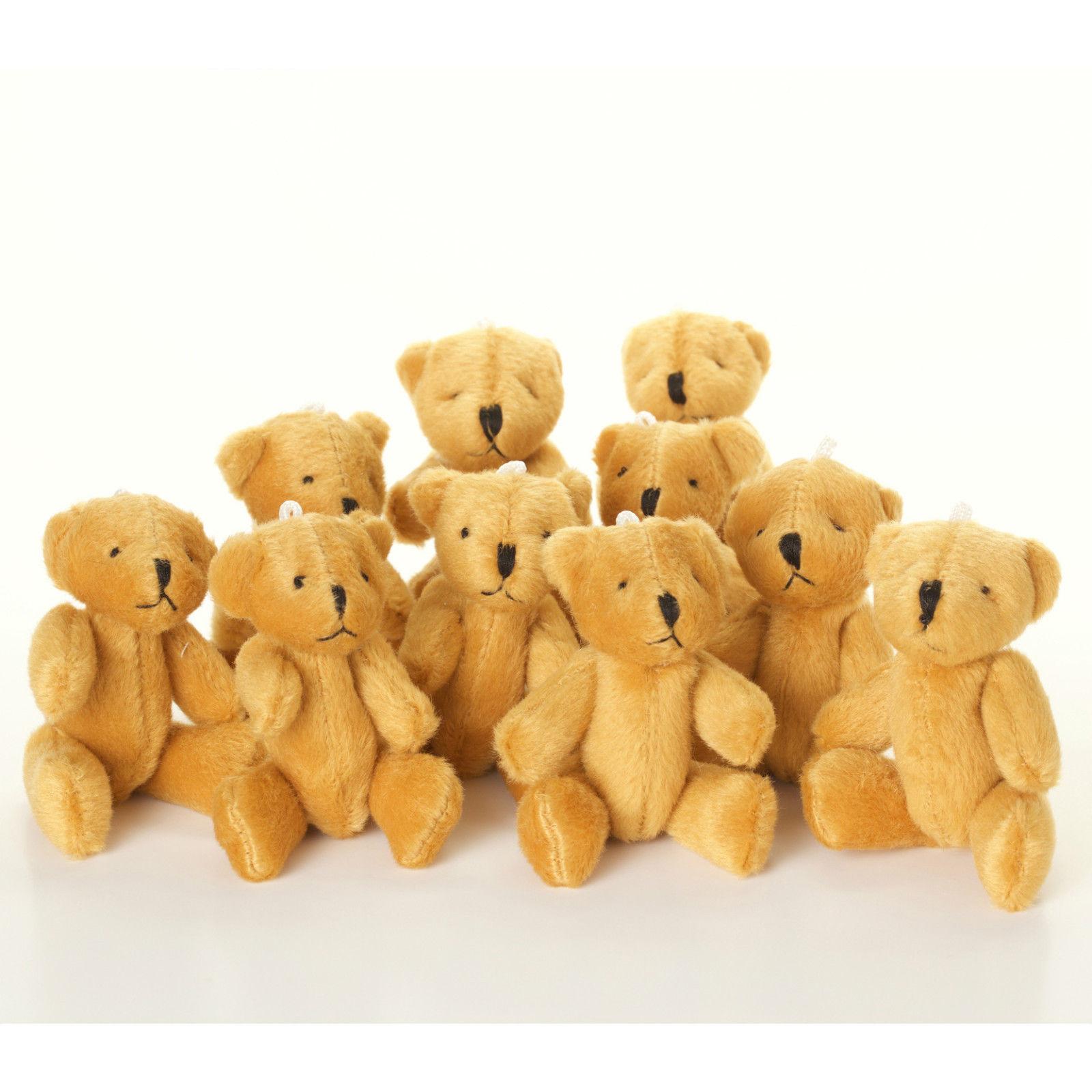 New Brown Teddy Bears Small Cute And Cuddly Gift Present Birthday Xmas Small Teddy Bears Teddy Bear Gifts Teddy Bear Stuffed Animal [ 1600 x 1600 Pixel ]