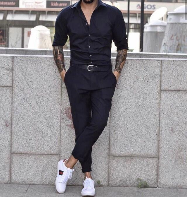 Entdecken Sie die Details, die den Unterschied zum besten Street Style machen, einzigartige Menschen mit viel Stil beststreetfashion is part of Mens fashion summer -