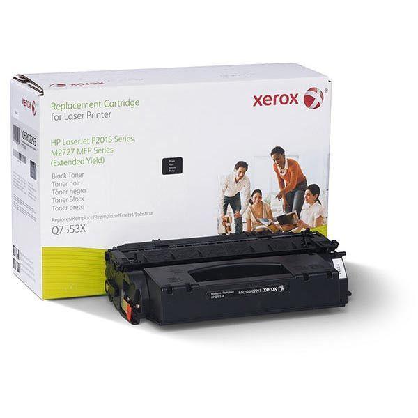Xerox Remanufactured High Yield Toner Cartridge (Alternative for HP Q7553X 53X)