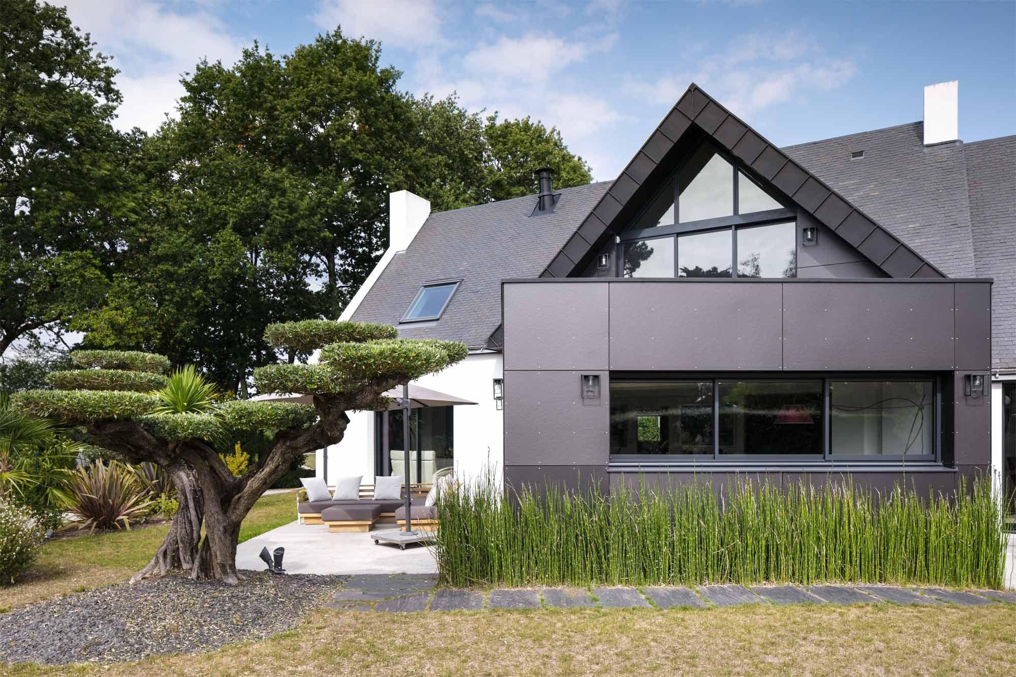 Agrandissement Maison Néo Bretonne image result for extension maison néo-bretonne | extension