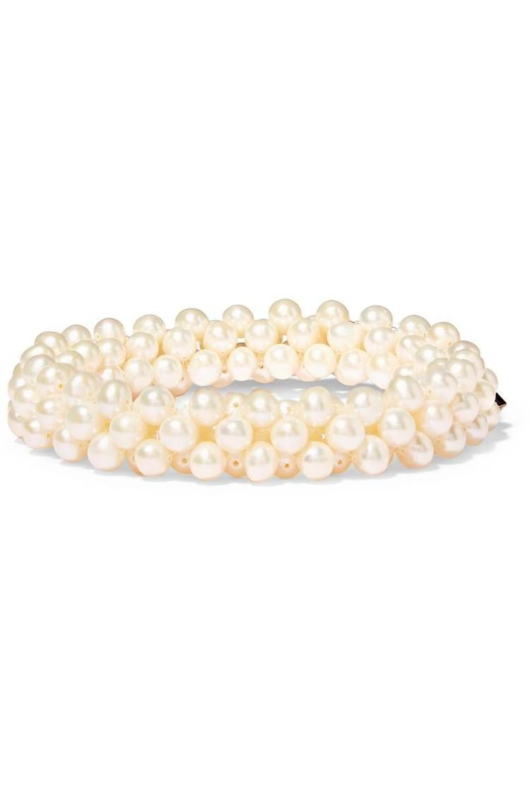 How To Clean Pearls In 6 Super Easy Steps How To Clean Pearls Trending Bracelets Pearl Bracelet