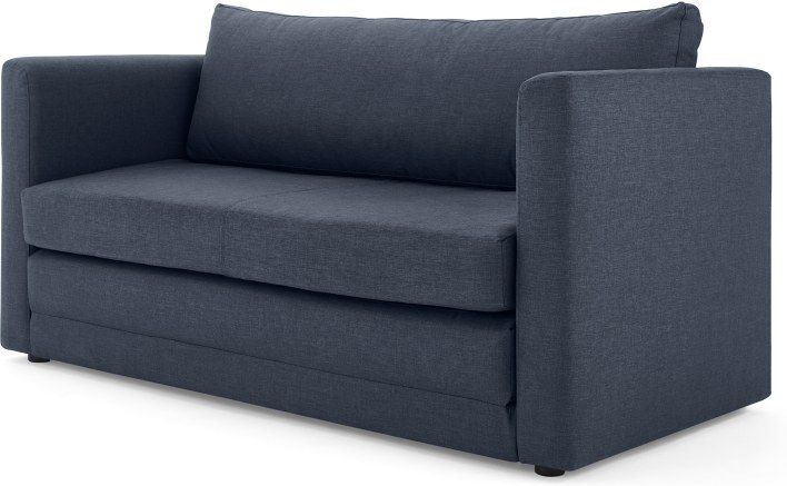 Made Quartz Blue Sofa Bed Modular Sofa Sofa Bed Sofa