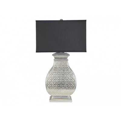 Trent table lamp black by elegant designs get it now or find more all lamps at temple webster