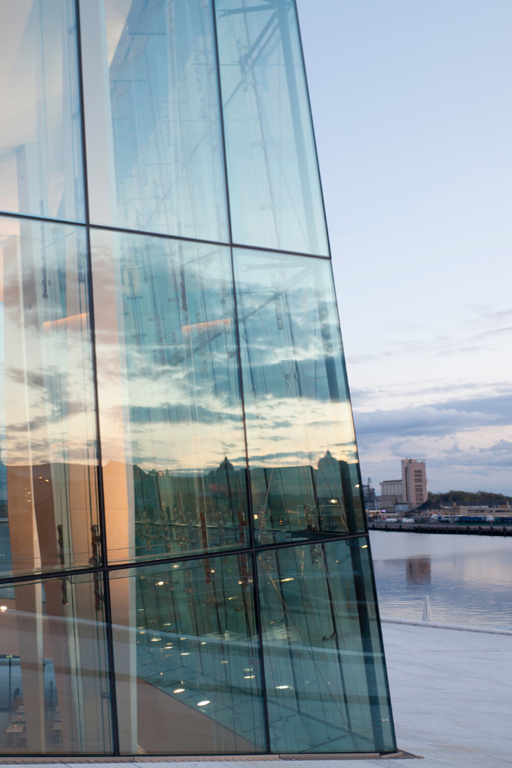 Oslo Opera House A Modern Scandinavian Masterpiece Oslo Opera