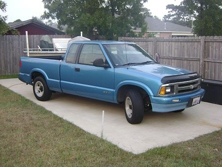 1994 Chevy S10 Cars I Have Owned Chevy S10 Chevy S10