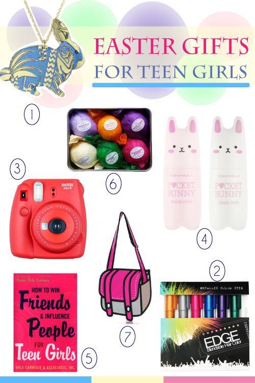 List of 7 easter basket ideas for teen girls easter teen and gift easter gifts for teen girls negle Gallery