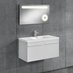 neu.haus] Mobile da bagno con lavabo e specchio 301,40 € | Bagno ...