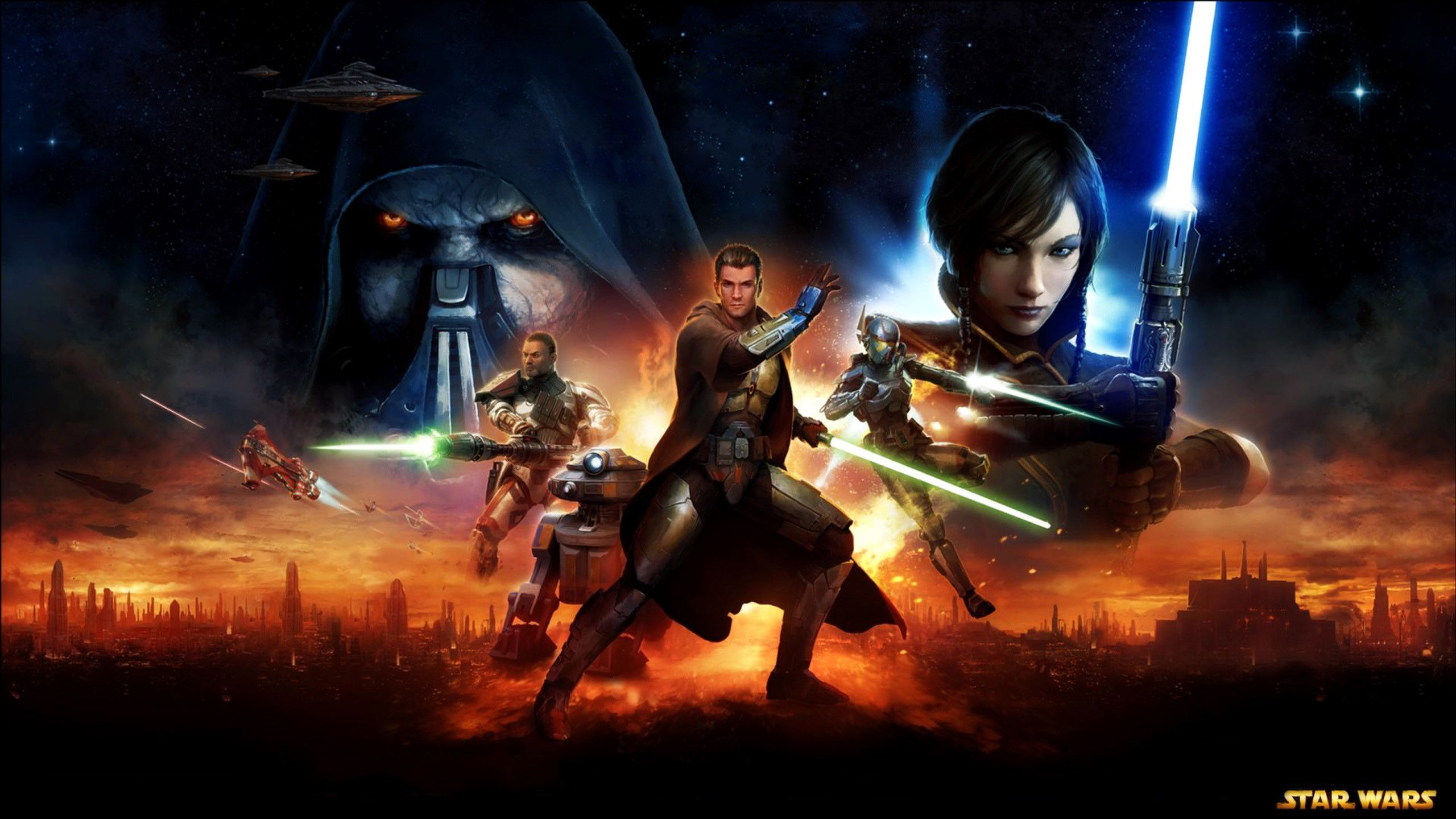 Star Wars The Old Republic Wallpapers 1920x1080 Wallpaper Cave Star Wars The Old The Old Republic Star Wars