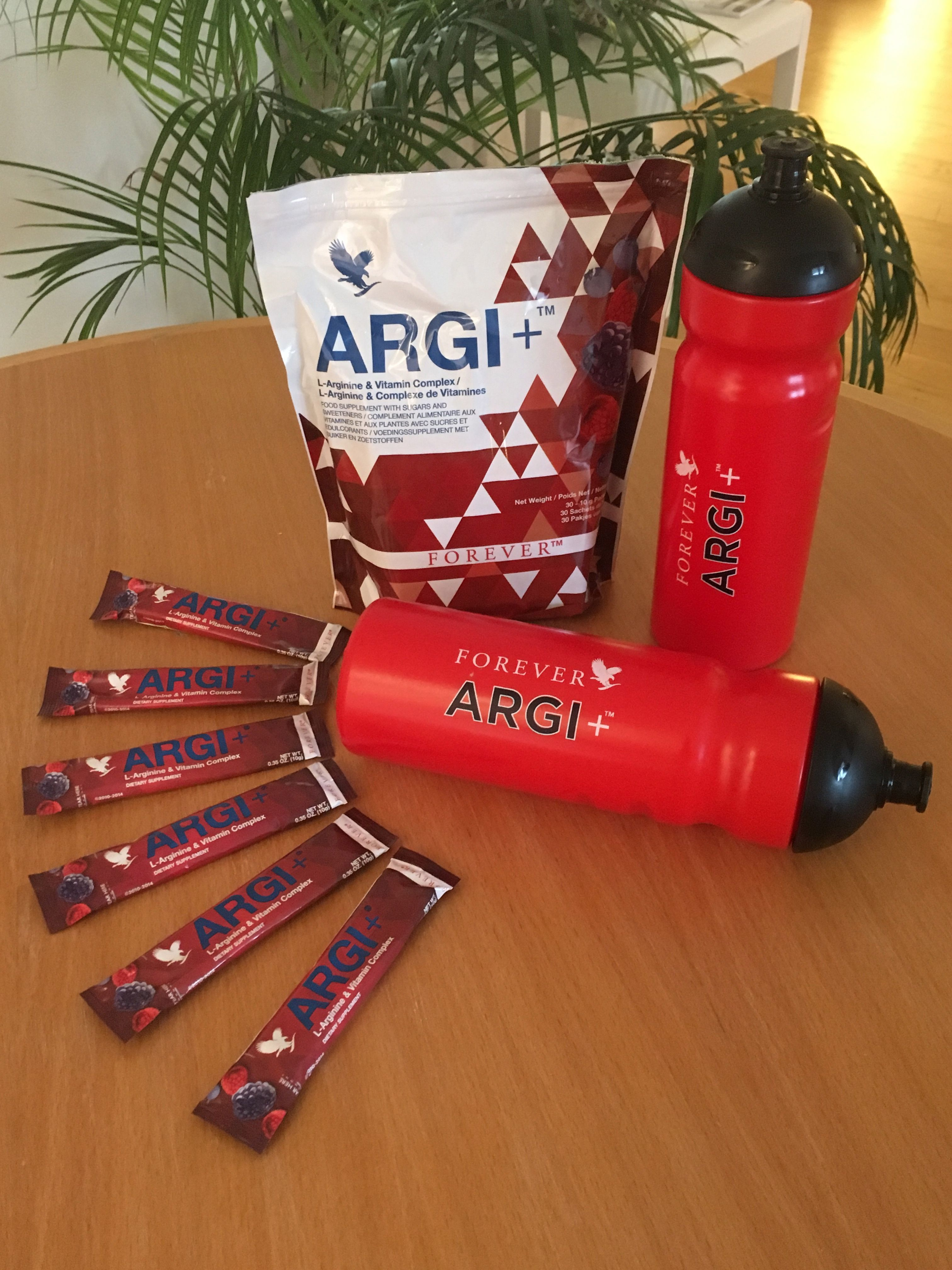 Forever living argi helps to reduce tiredness and fatigue