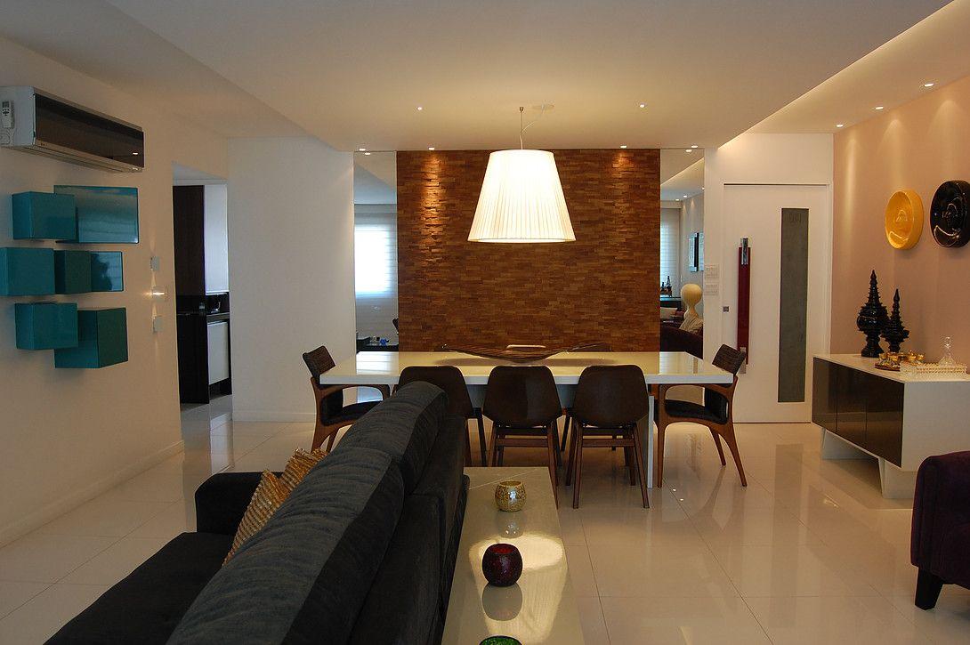 Apartamento 160m2 Recife Home Decor Colors Decor Decora O Com  -> Sala De Estar Apartamento Decoracao