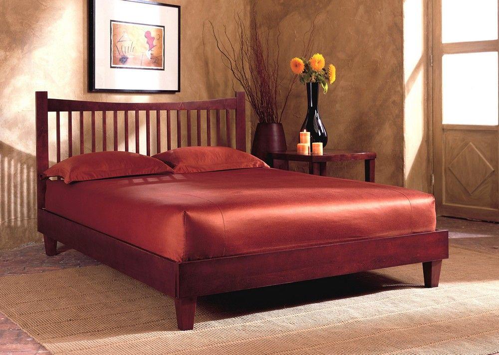 king Jakarta size bed platform