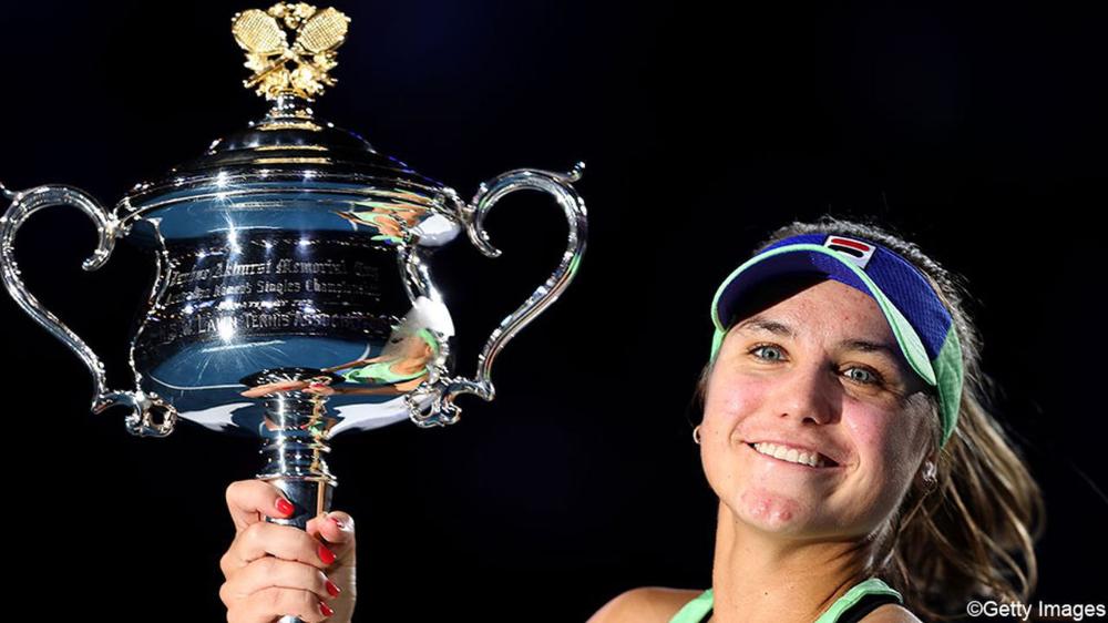 Australian Open Winnares Kenin Clijsters Heeft Me Geinspireerd Australian Open Sporza In 2020 Australian Open Kim Clijsters Tennis