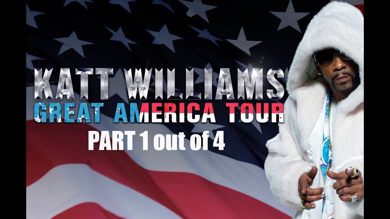 Netflix special katt williams great america part 14