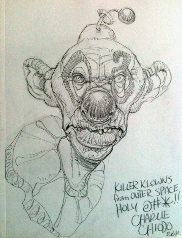Pin En Killer Klowns