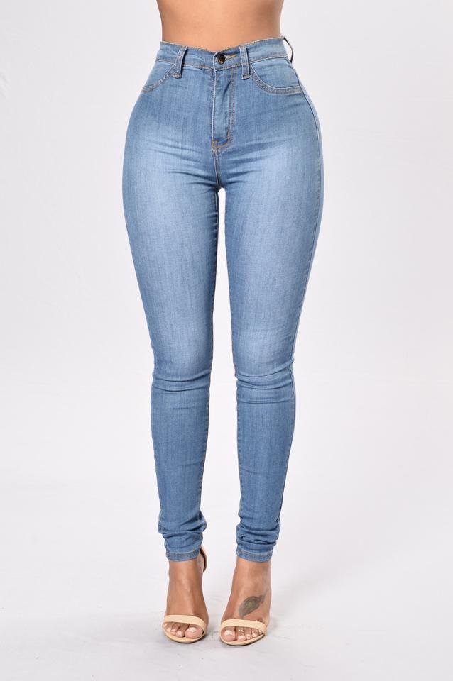 Fseason-Men Classic Ripped Pocket Mid-Rise Waist Regular Fit Jean