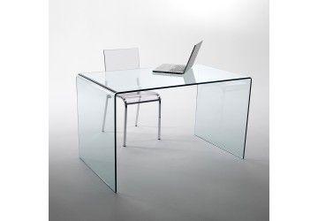Bureaux Transparents Et Meubles Plexiglas Informatiques Design Bureau En Verre Mobilier De Salon Meuble Informatique