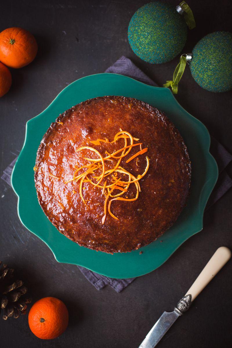 Orange and Almond Cake | Camera & Clementine