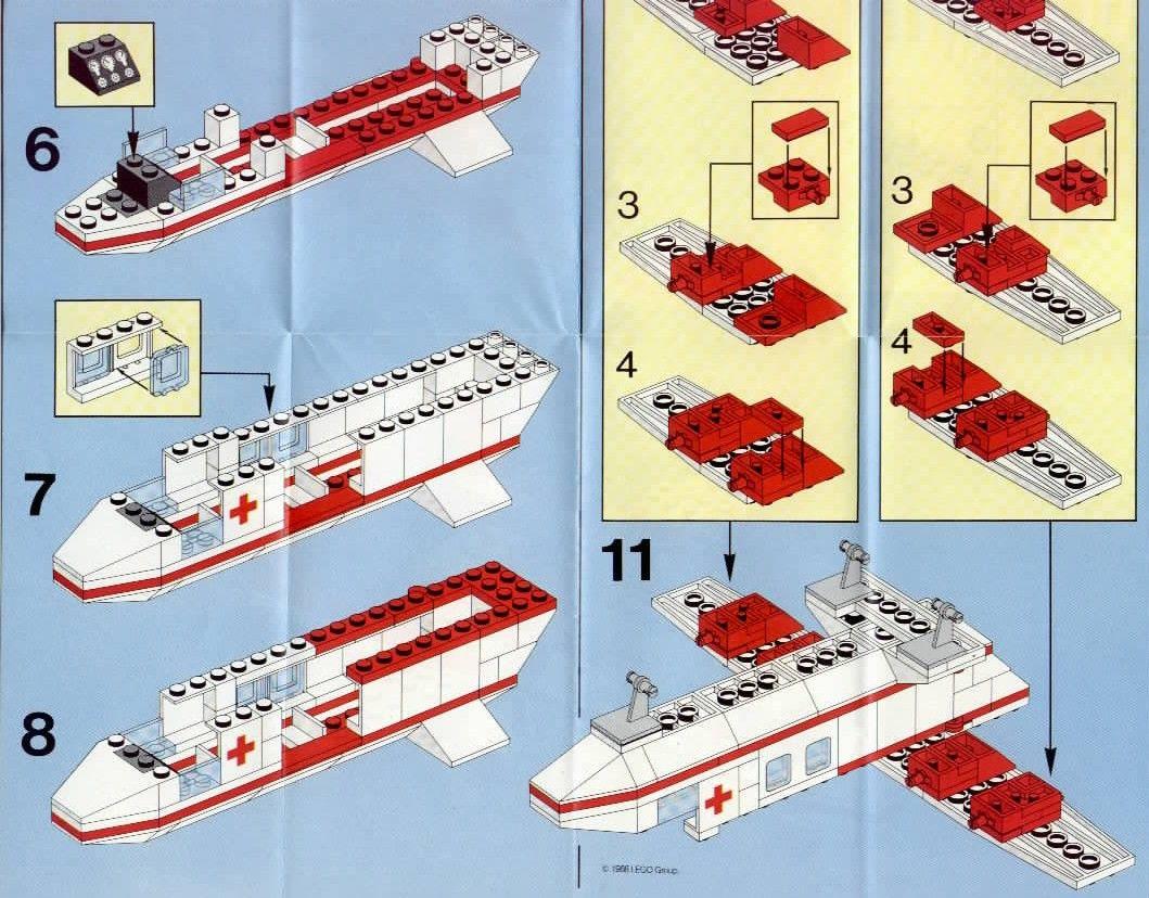 Rescue Rescue Plane Lego 6356 Lego Pinterest Lego Planes