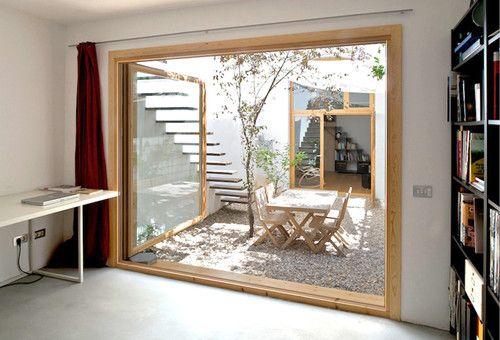 15 tipos de suelo de exterior para revestir el jard n piscina o patio decoraci n de - Revestir pared exterior ...