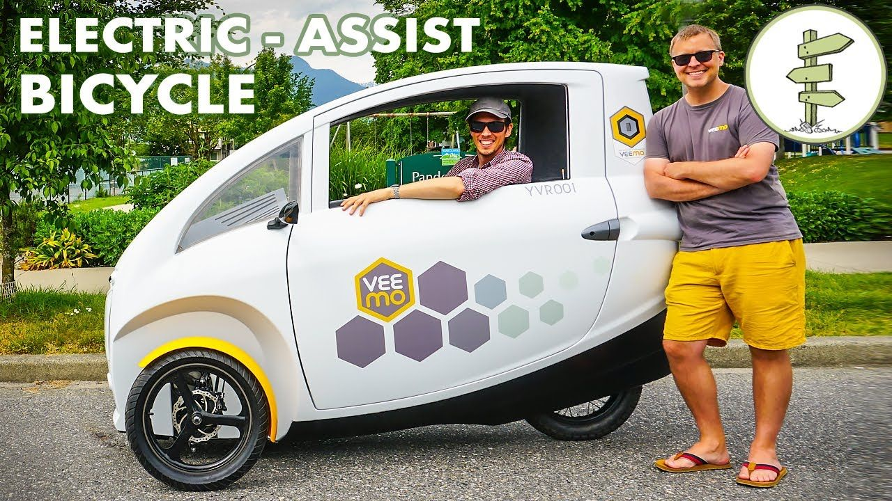 Solar Powered E Bike Trike Designed To Reduce City Traffic Youtube Trike Solar Power Solar Power Charger
