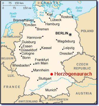 Image result for herzogenaurach map