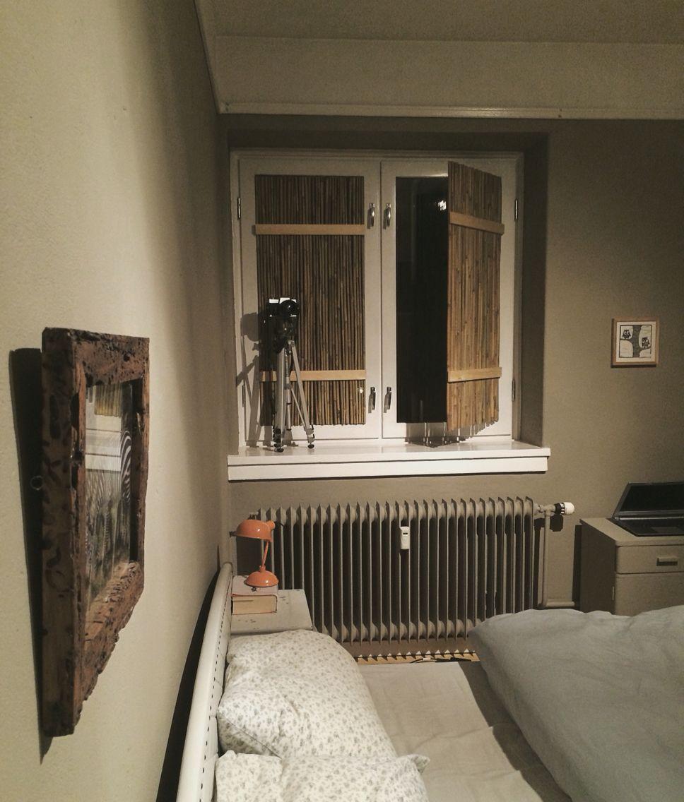 Diy bamboo window shutters home