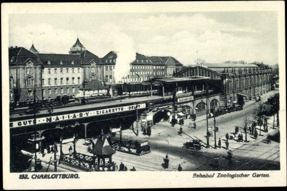 Good Berlin Bahnhof Zoologischer Garten