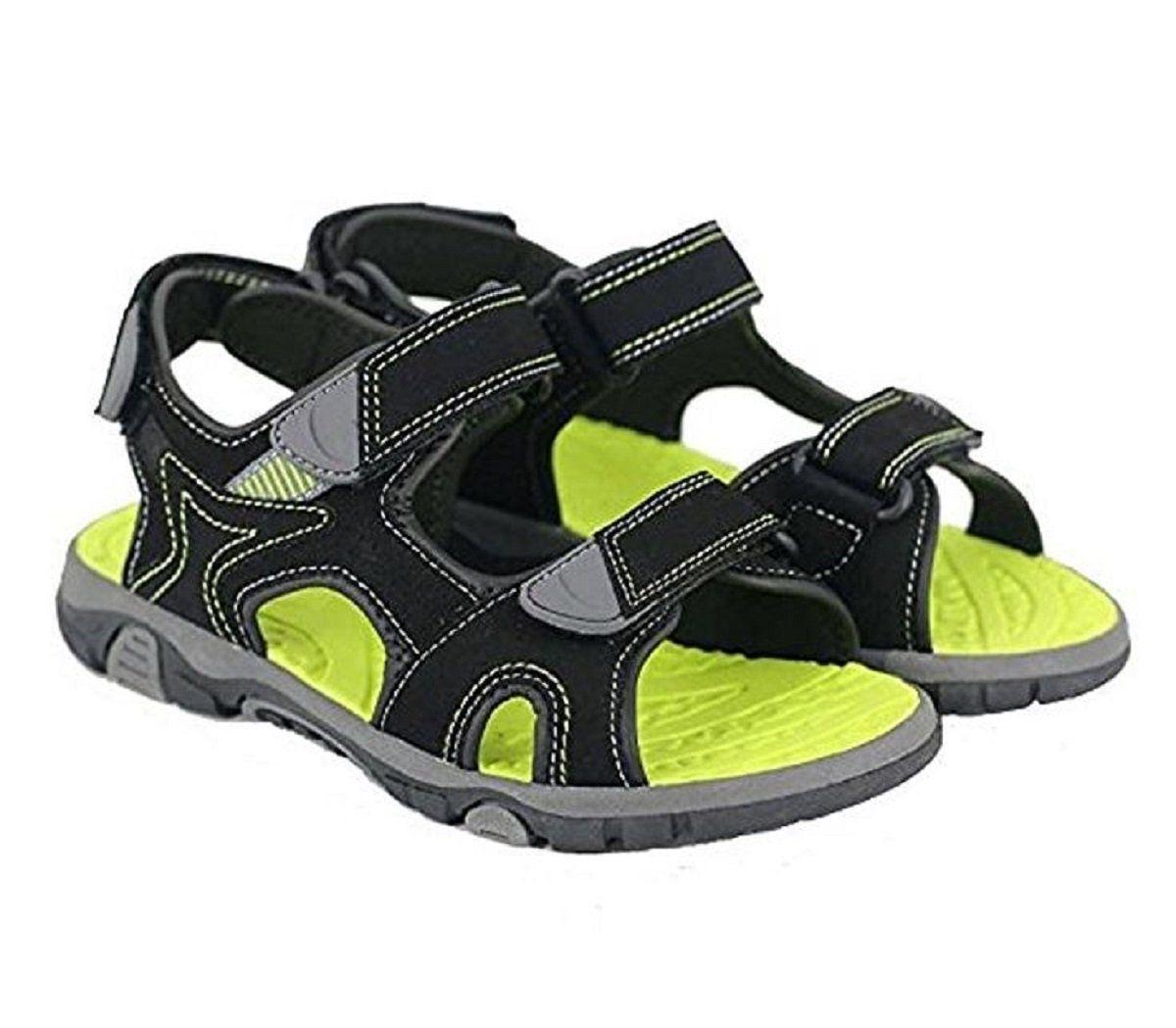 Yellow Pick A Size Khombu Kids Boy/'s Closed Toe Sport Sandals Shoe Grey