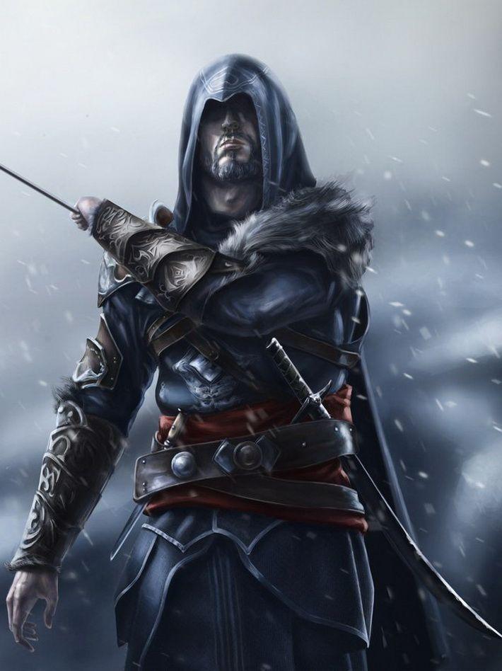 Ezio Auditore Da Firenze All Assassin S Creed Assassins