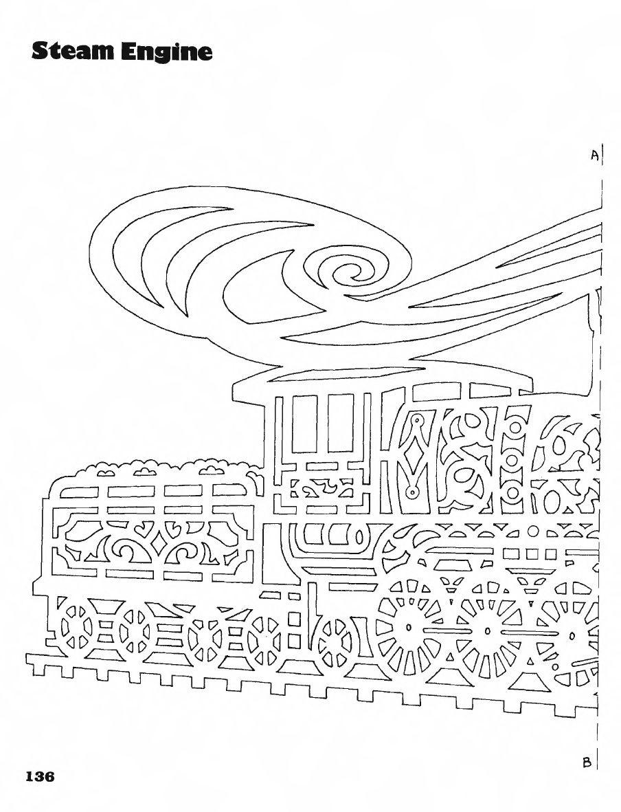 Classic Fretwork Scroll Saw Patterns Scroll saw patterns