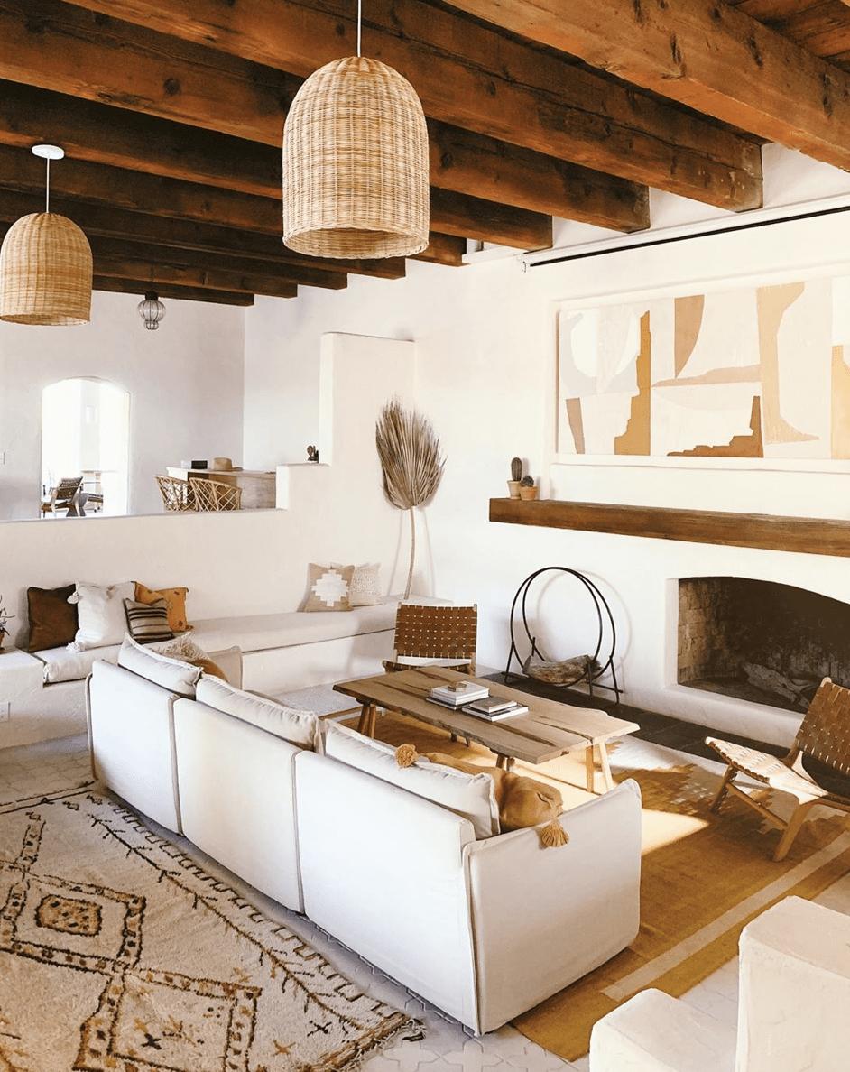 Ultimate Guide To The Desert Posada By The Joshua Tree House Anita Yokota My Scandinavian Home Home Desert Decor #tree #living #room #decor