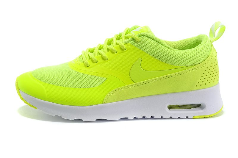 Nike Air Max Thea Print Fluorescence Green Womens Shoes