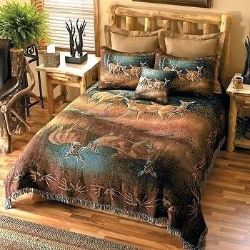 Whitetail Deer Bedding Sets Queen Bedding Set Whitetail Deer Comforter Sets Bedroom Design Bedroom Sets Home Deco