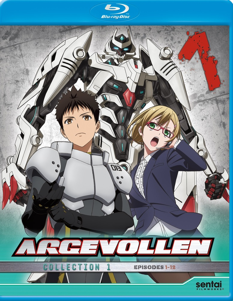 Argevollen Collection 1 [Bluray] Blu ray, Blu, Cool