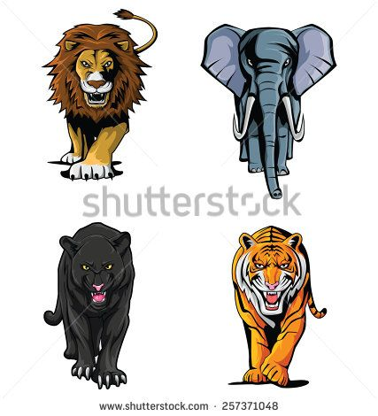 Elephant Urban Style White Men/'s Tee Image by Shutterstock