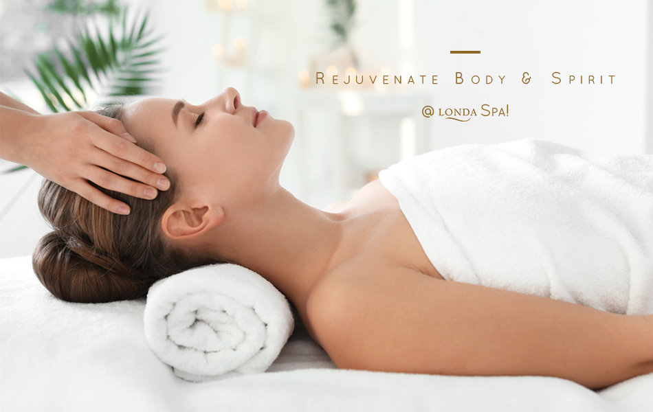 Seeking A Super Refreshing Spa Session To Rejuvenate Your Body Spirit Before Easter Londa Spa Therapists Are At Y Massage Therapy Beauty Treatments Massage