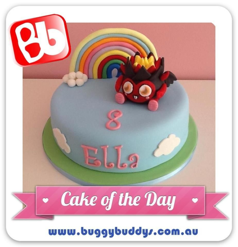 Rainbow Birthday Cake For kids party ideas in Perth WA see the