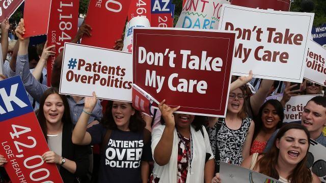 Amerikaanse Senaat stemt tegen 'Obamacare' | NU - Het laatste nieuws het eerst op NU.nl
