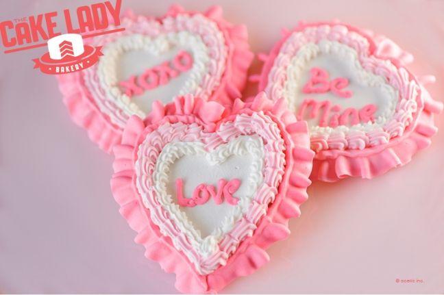 valentine sugar cookies - Google Search