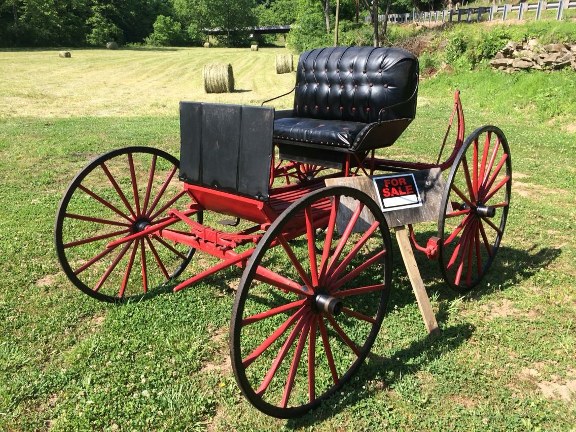 Old Horse Buggy For Sale At Riley S Relics 304 997 8098