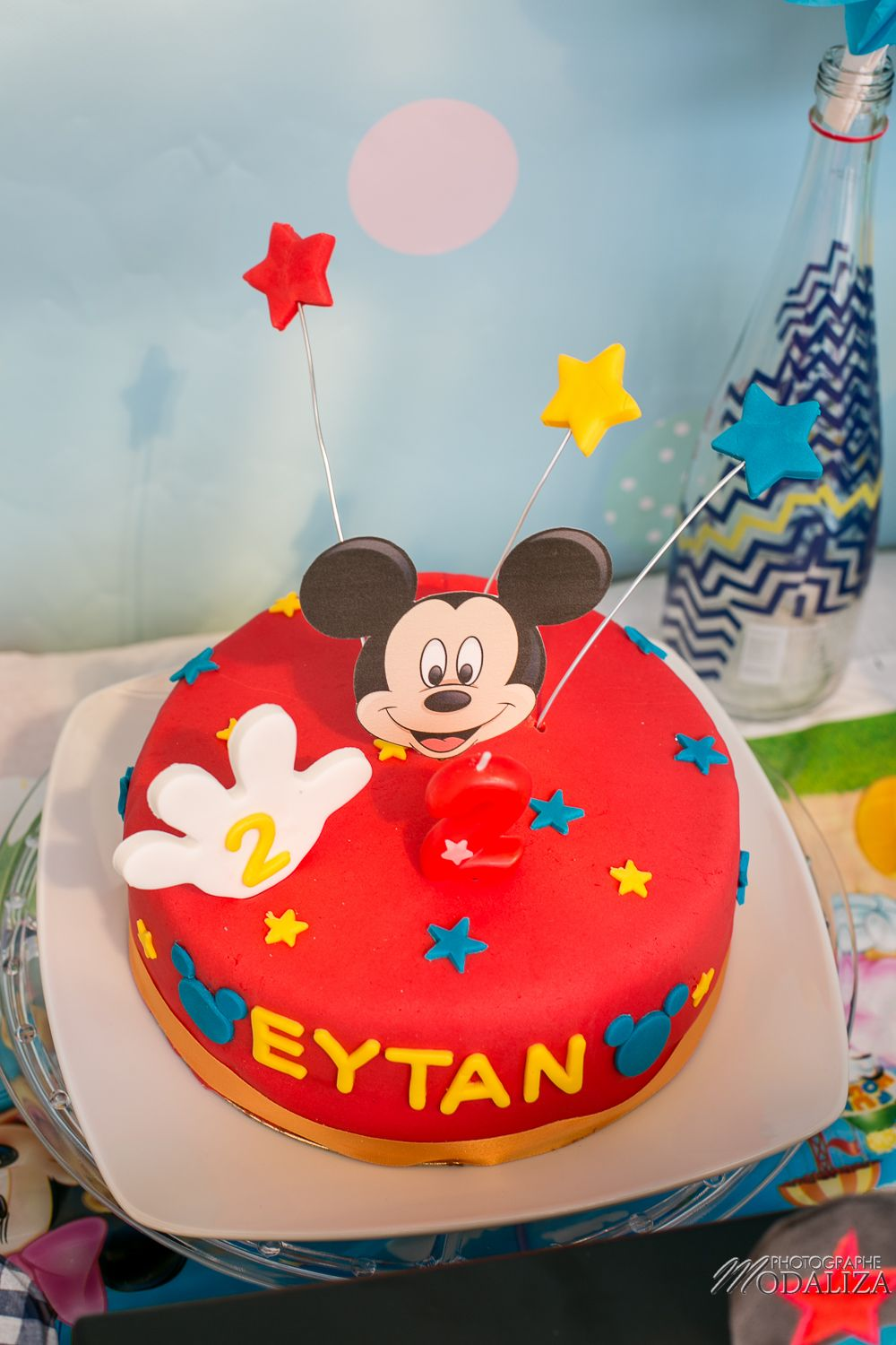 photographe maman blogueuse anniversaire mickey birthday 2 ans ... on